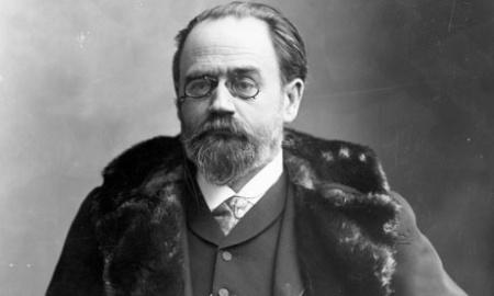 LITERATURA Y MÚSICA: Émile Zola